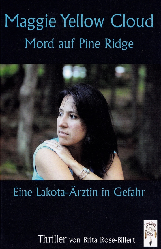 Cover Maggie Yellow Cloud – Mord auf Pine Ridge